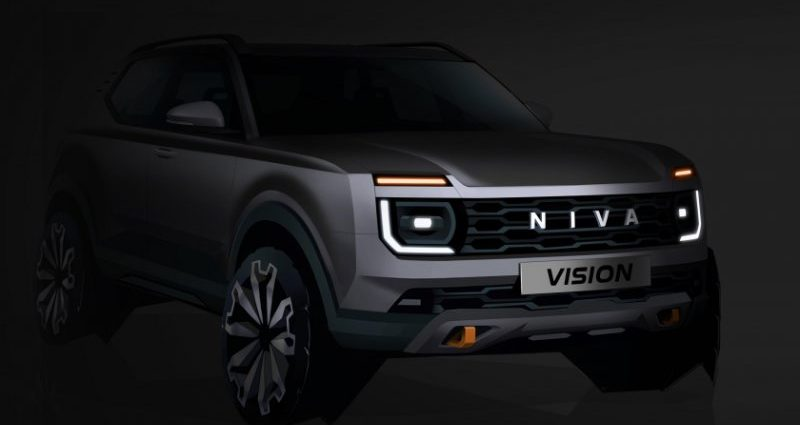 Lada will certainly launch the next-generation Niva in 2024