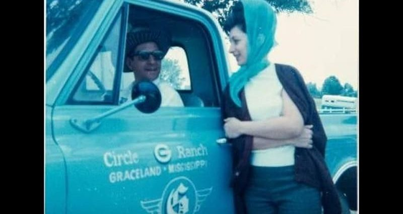 1967 GMC pick-up got brand-new by Elvis Presley is up for public auction