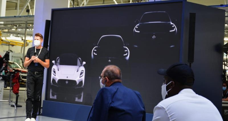 Maserati launches main spy shots of 2022 Grecale model