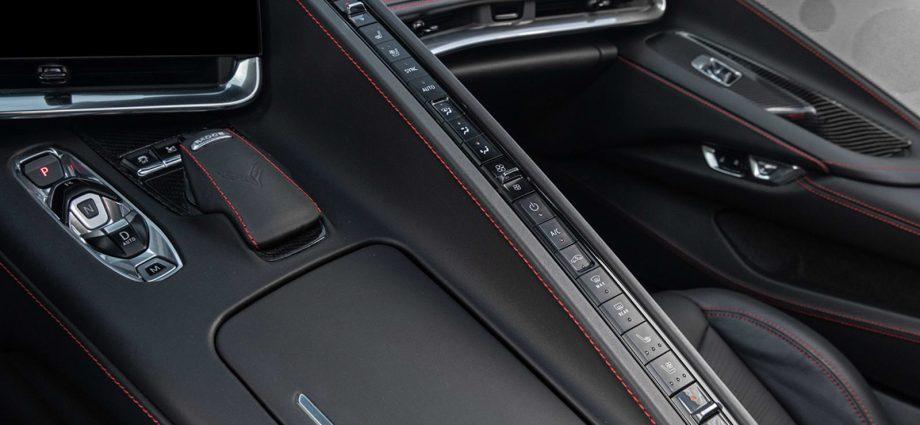 Chevrolet Corvette C8 might ditch questionable cabin component
