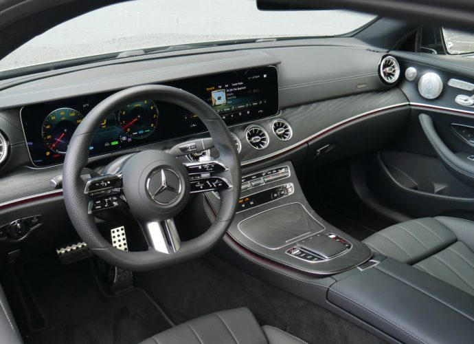 2021 Mercedes-Benz E 450 Sports Car Evaluation Pictures, attributes, specifications