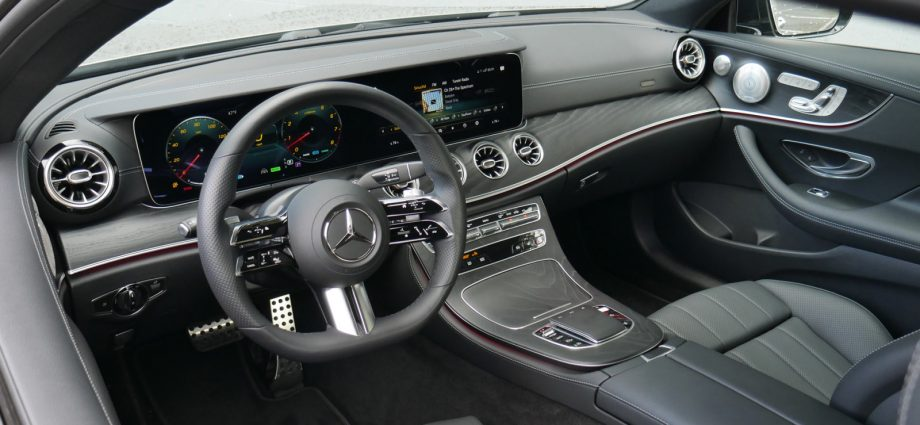 2021 Mercedes-Benz E 450 Sports Car Evaluation|Pictures, attributes, specifications