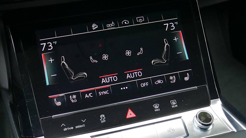 2021 Audi E-Tron Sportback Inside Driveway Examination Video Clip|Modern technology, layout, storage space, area