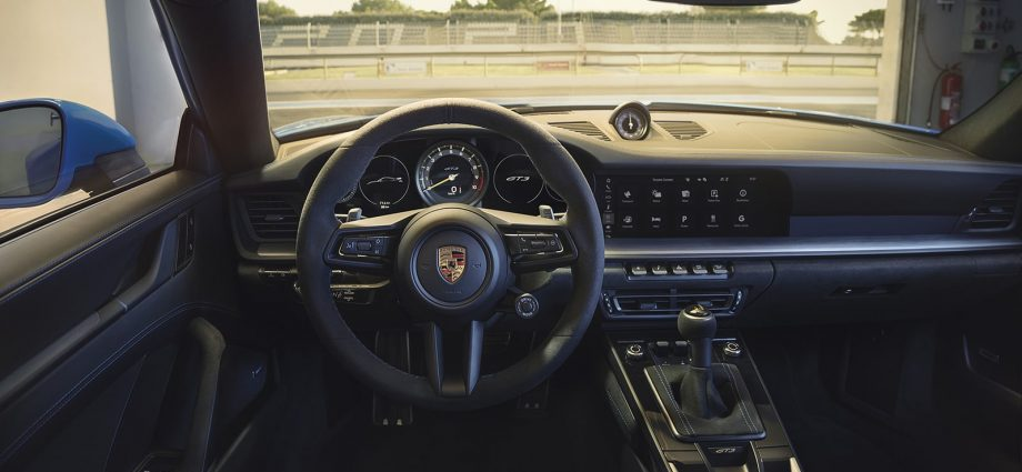 2022 Porsche 911 GT3 is practically a race auto