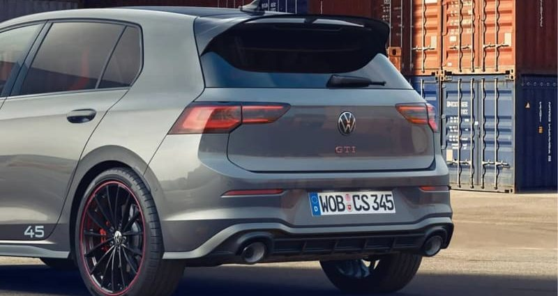 VW GTI 45 th wedding anniversary version pictures dripped