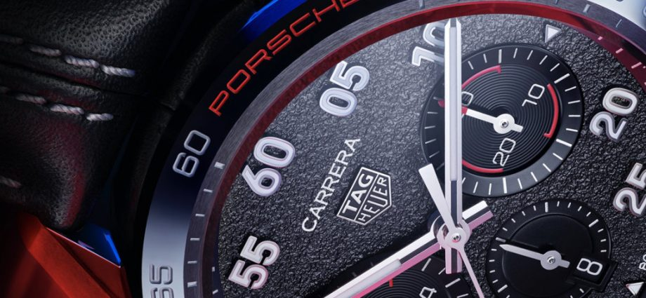 Porsche and also Tag Heuer team up on brand-new watch
