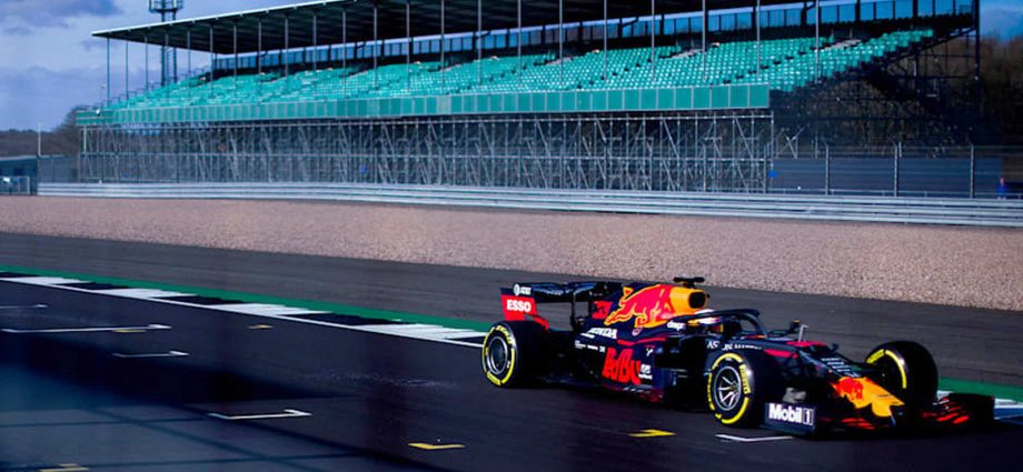 Red Bull F1 group discloses its prospective Mercedes-beater