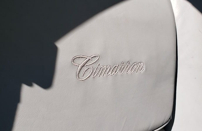 Junkyard Treasure: 1987 Cadillac Cimarron