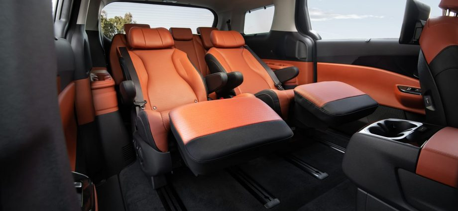 2022 Kia Circus disclosed in America with VIP seats, lots of technology