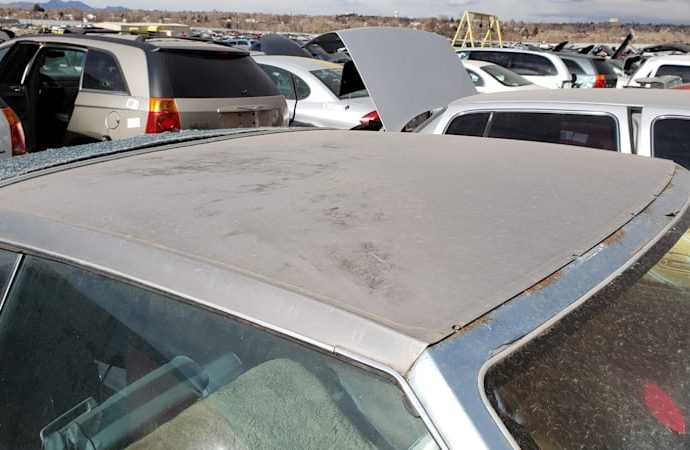 Junkyard Treasure: 1979 Cadillac Eldorado Biarritz