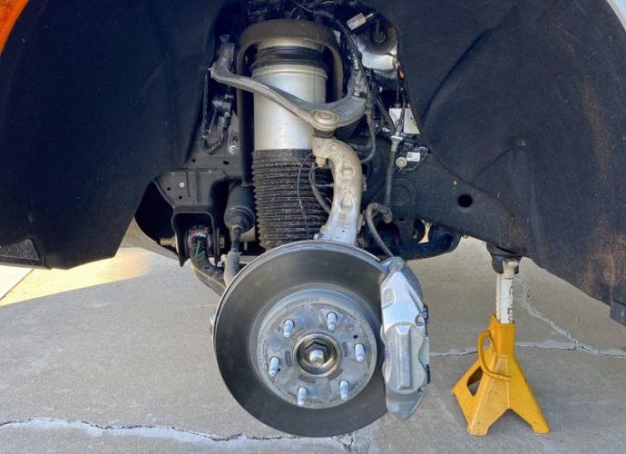 2021 Chevrolet Tahoe Suspension Deep Dive When the Internal Revenue Service is an advantage