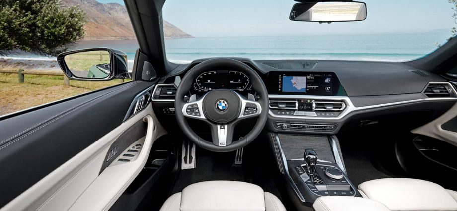 2021 BMW 4 Collection Evaluation|Simply call it Cyrano