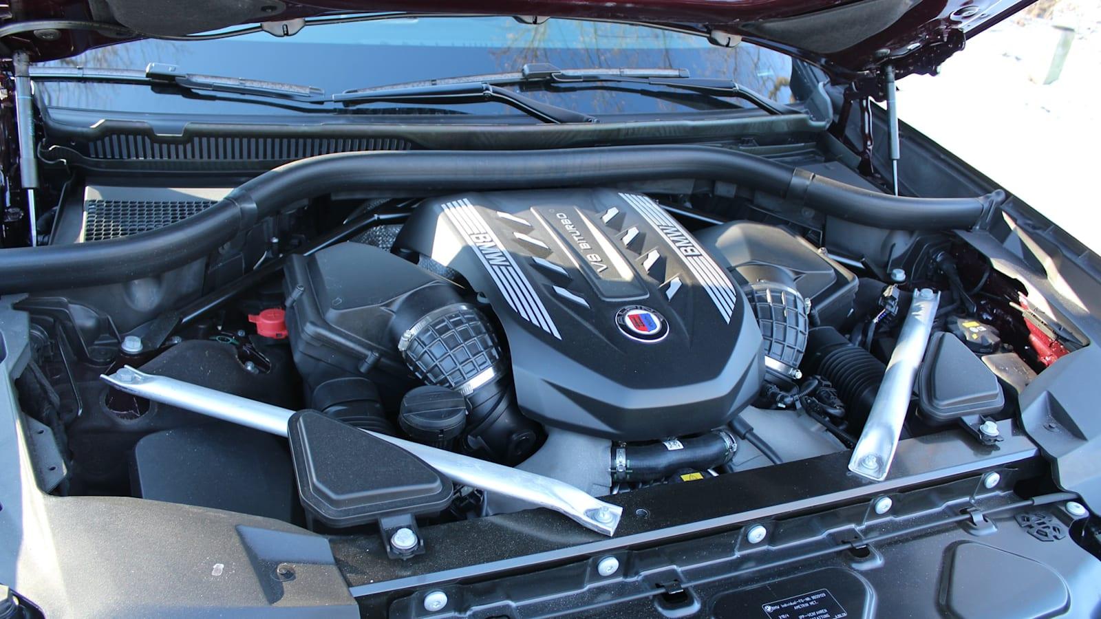 2021 BMW Alpina XB7 First Drive Evaluation|Stylish titan