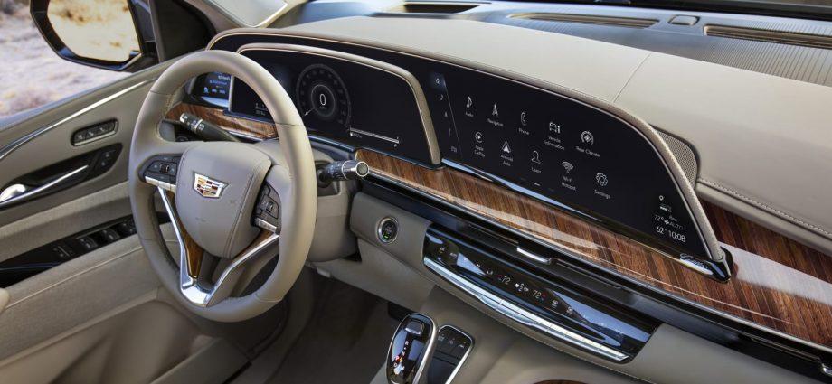 2021 Cadillac Escalade Evaluation|Living huge and also bigger