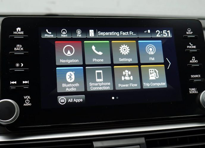 2021 Honda Accord Inside Testimonial The household car measures up to its name