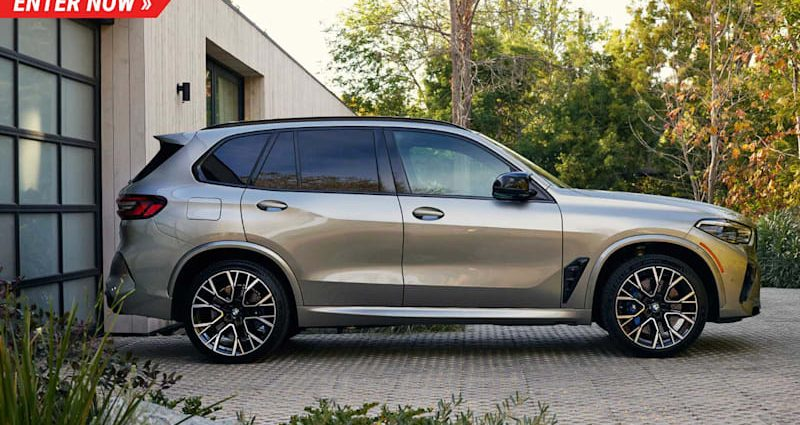 The BMW X5 M Efficiency is an appropriately called horse power beast