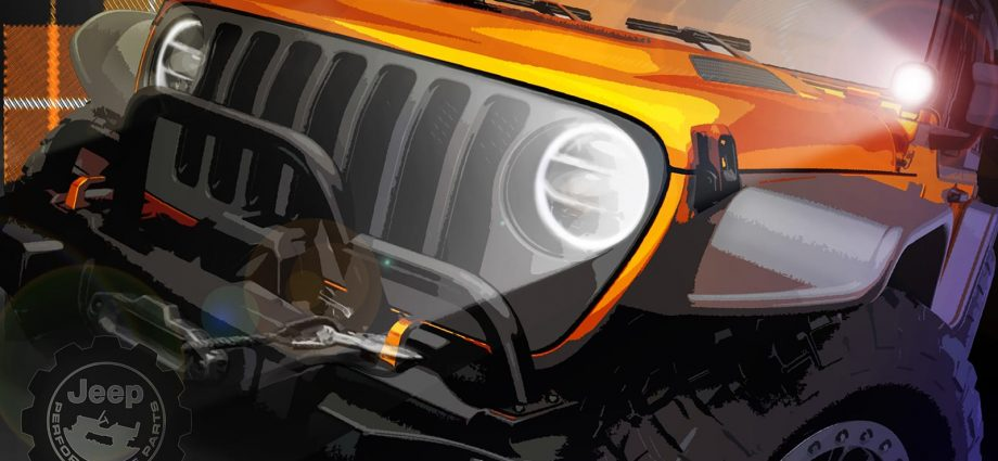 Jeep teases 'Magneto' and different ideas for Easter Jeep Safari