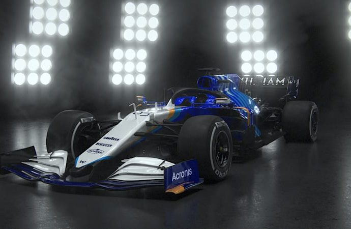 F1 Williams group introduces its brand-new auto after cyberpunks hinder the launch