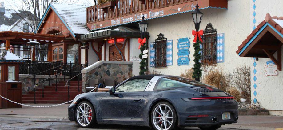2021 Porsche 911 Targa FOUR Practice Run Testimonial|Driving to Germany, type of