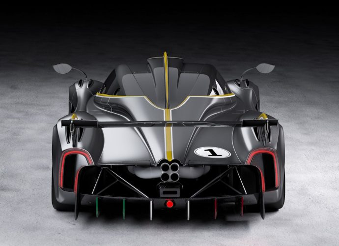 Pagani Huayra R takes on a normally aspirated V12 as well as track-only condition