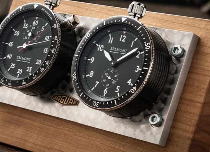 Watches as well as whisky: 2 even more means to commemorate the Jaguar E-type's 60 th birthday celebration