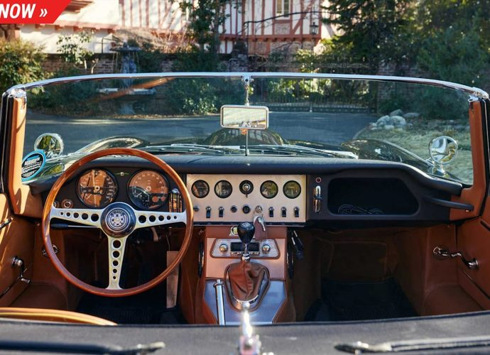 Win a 1963 Jaguar E-Type, one of the most lovely vehicle ever before made
