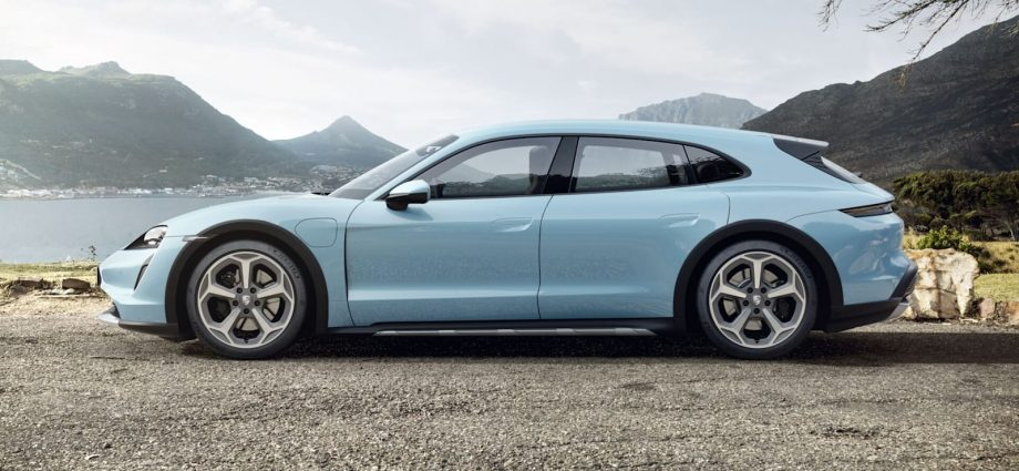 The Porsche Taycan Cross Turismo is incredibly vivid. Right here's what we would certainly pick