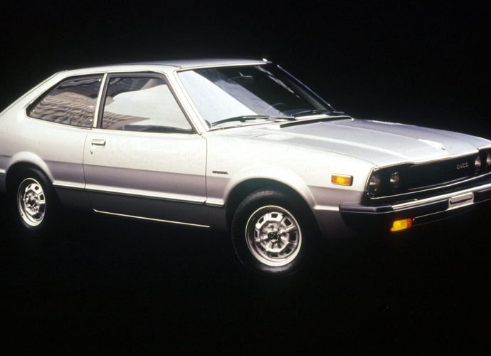 I got a '77 Honda Accord and also obviously I had not been nuts to do it