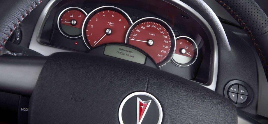 2004-2006 Pontiac GTO|Utilized lorry limelight