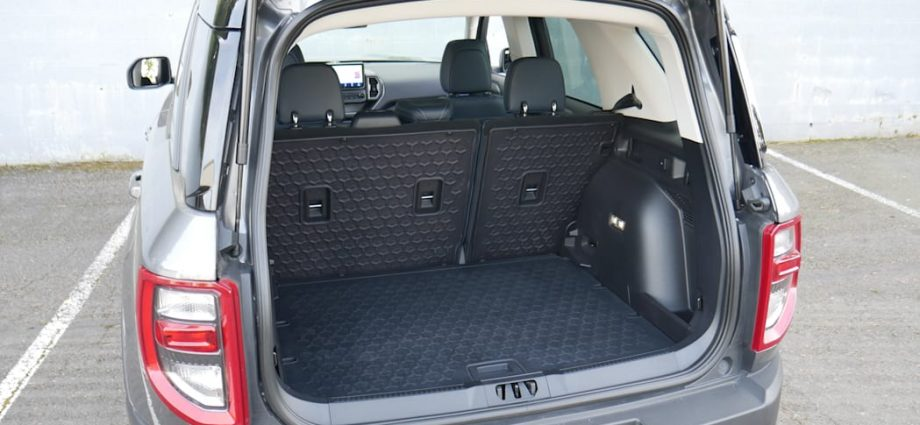 2021 Ford Bronco Sporting Activity Baggage Examination|Boxy is bulk 7