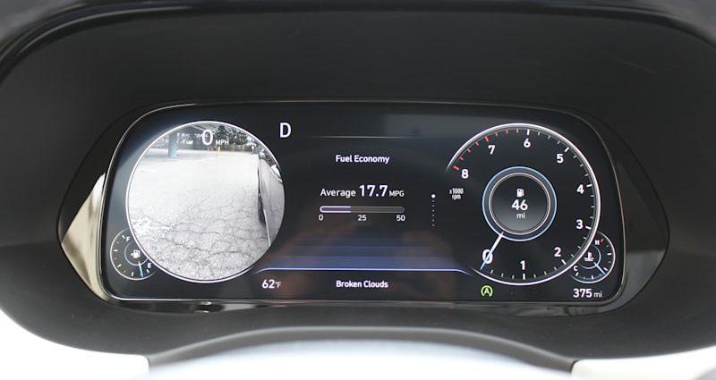 2021 Hyundai Palisade Long-Term Update|Vehicle driver help technology checked
