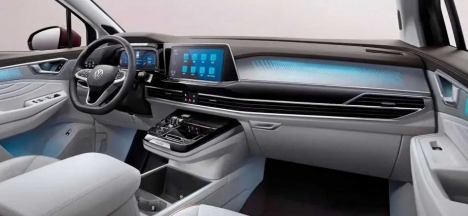 Volkswagen Talagon debuts in China as VW's biggest SUV yet