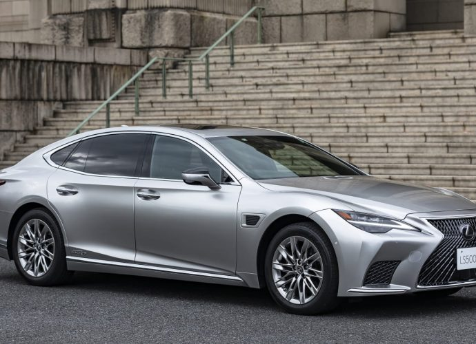 Lexus Colleague progressed motorist help technology headed to 2022 LS 500 h in the UNITED STATE