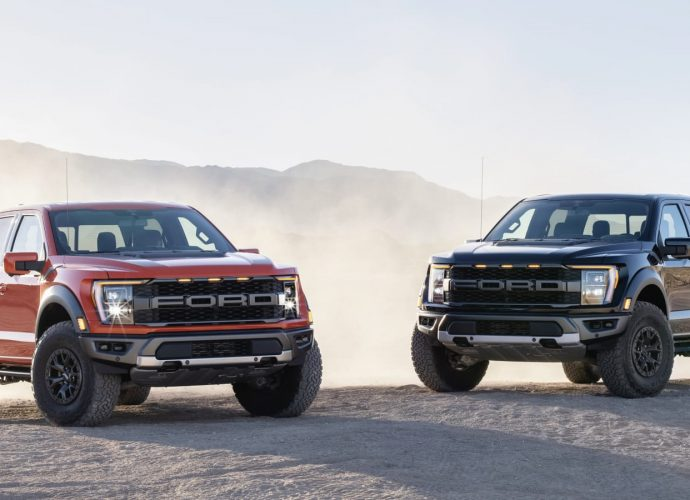 2021 Ford F-150 Raptor as well as 2021 Ford F-150 Shake rates dripped