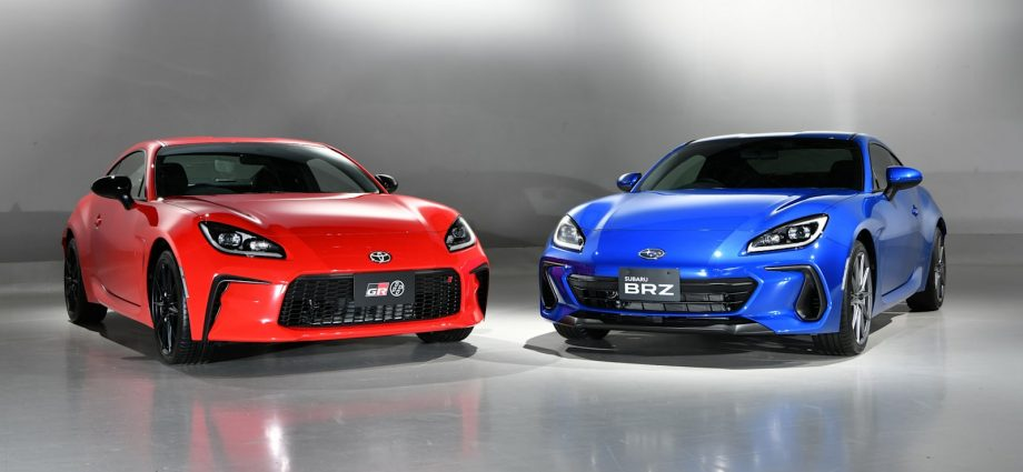 New Toyota GR 86 breaks cover as the Subaru BRZ's pleasant competitor