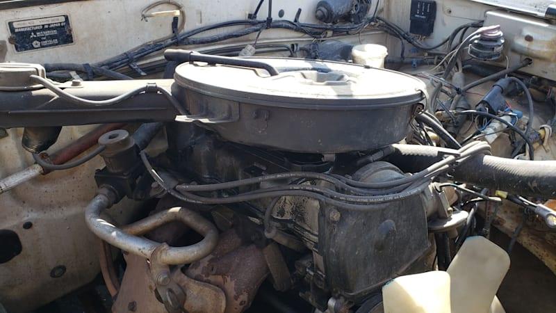 Junkyard Gem: 1987 Dodge Ram 50