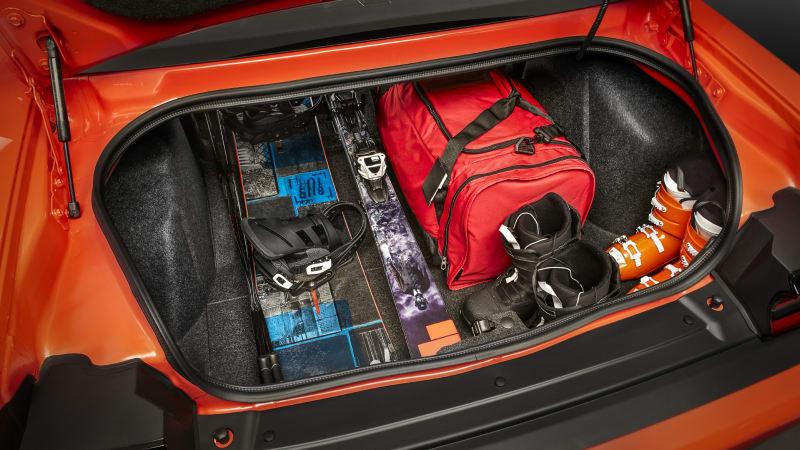 2020 Dodge Challenger GT AWD trunk