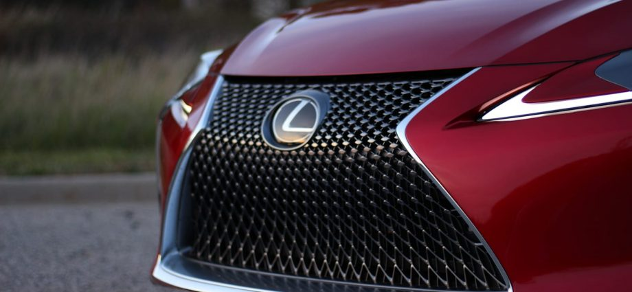 The 2021 Lexus LC 500 Convertible is euphoric, motoring charm