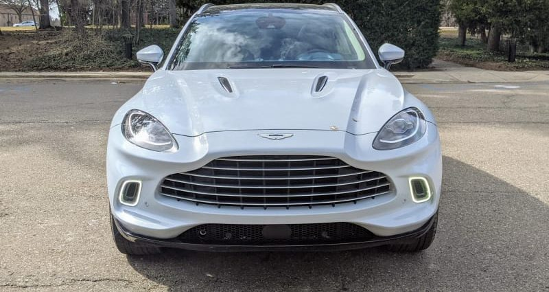 2021 Aston Martin DBX First Drive Testimonial|A crossover that makes you neglect it's a crossover