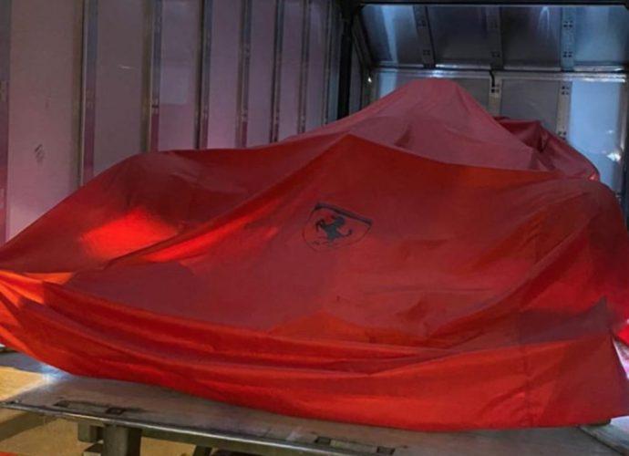 Ferrari provides Charles Leclerc his winning F1 cars and truck