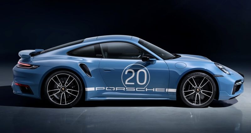 Why this Porsche 911 Turbo S scandal sheet wins at automobiles as well as coffee