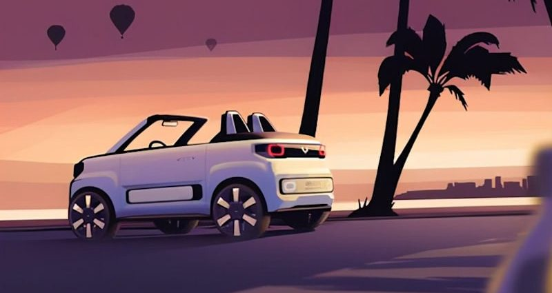 GM's cute exchangeable EV for the masses disclosed in advance of Shanghai Car Program