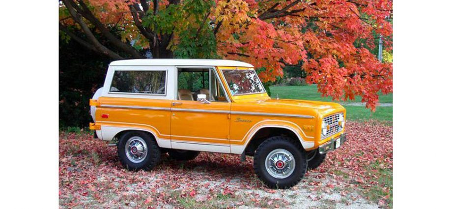 2021 Ford Bronco Sporting Activity First Version Practice Run|Orange is the brand-new Bronco