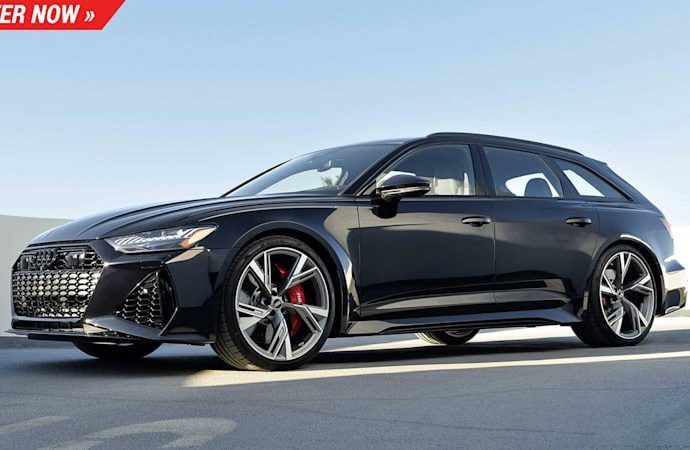 Audi ultimately brought the RS 6 Avant to the States; below's your last opportunity to win one