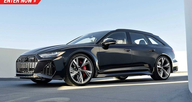 Audi ultimately brought the RS 6 Avant to the States and also you can win one