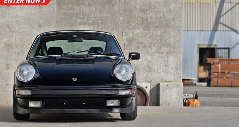 Win the Porsche of your desires, a 1975 911 Carrera