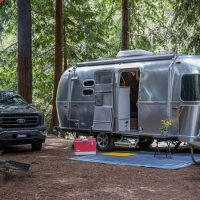 Win an Airstream Caravel as well as 2021 Ford F-150