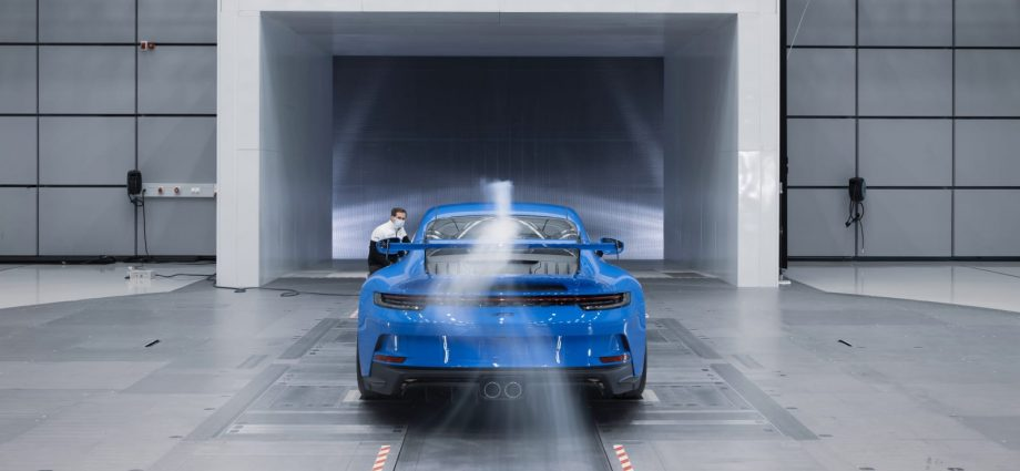 2022 Porsche 911 GT3 torture take a look at: 186 mph for over three,100 miles straight