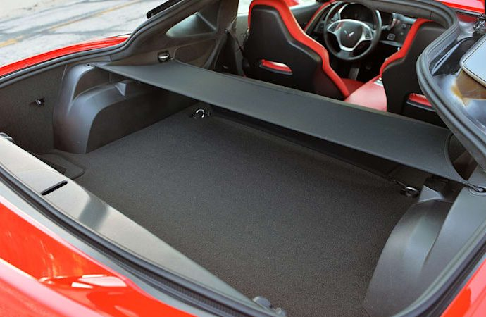 Chevrolet Corvette Travel Luggage Examination|Currently with 100% even more frunk