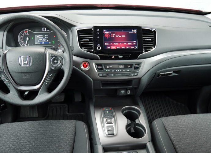 2021 Honda Ridgeline Testimonial Resembles a duck, is really a goose